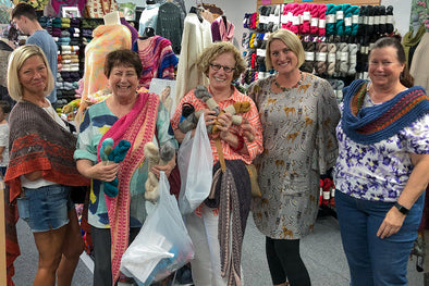 San Diego Yarn Crawl at Yarning for You