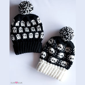 Ewe Ewe Yarns | Ghosts and Widows Hat Kit