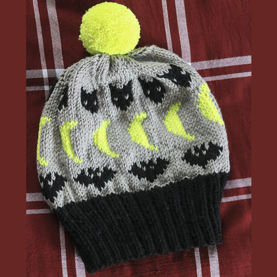 Ewe Ewe Yarns | Spooky Nights Hat Kit