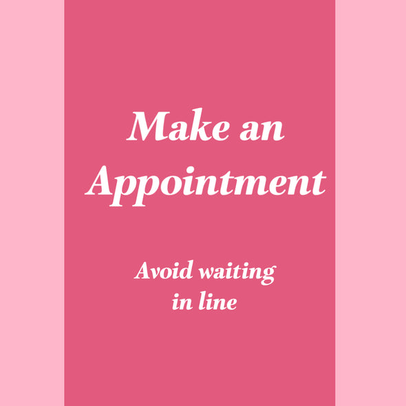 Sale Appointment