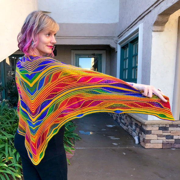 Urth Yarns | Butterfly Shawl Kit