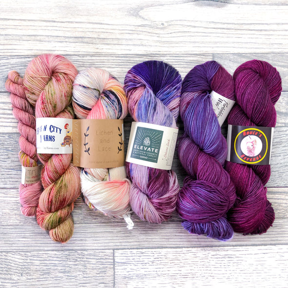 Crochet Your Fade by Julme Couradie Kit