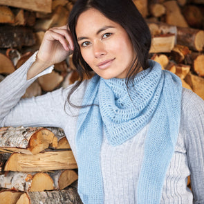 Rowan | Effie Shawl Crochet Kit