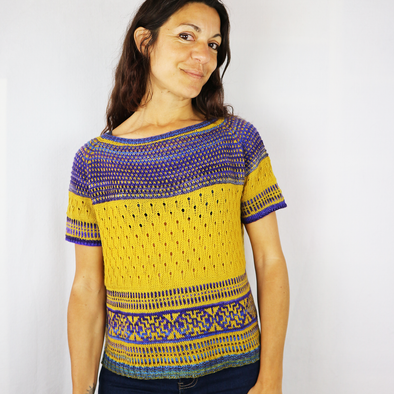 Urth Yarns | Mailen Sweater Kit