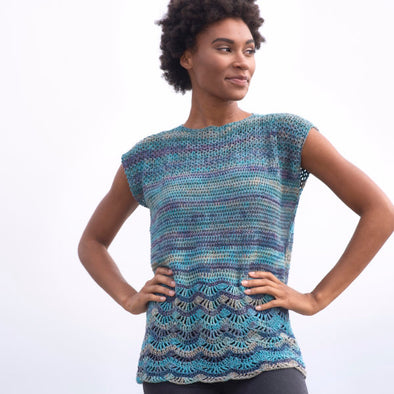 Berroco | Maldives Crochet Top