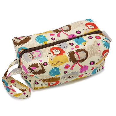 Tika Bags Box Bag - Hedgehogs