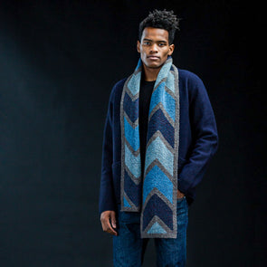 Brooklyn Tweed | Bevel Scarf Kit