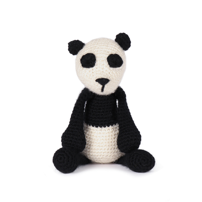 Toft | Fiona the Panda Crochet Kit