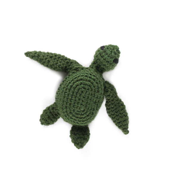 Toft | Mini Kat the Turtle Crochet Kit