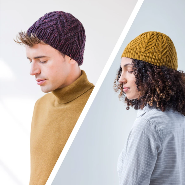 Brooklyn Tweed | Lancet Hat Kit