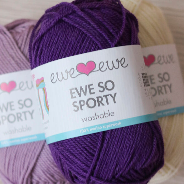 Ewe Ewe Yarns | Ewe So Sporty
