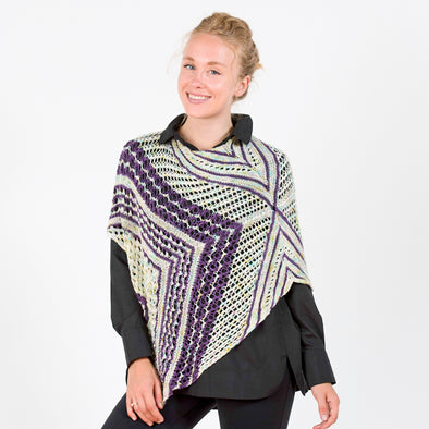 Artyarns | Mosaic Shawl Kit