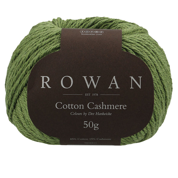 Rowan | Cotton Cashmere