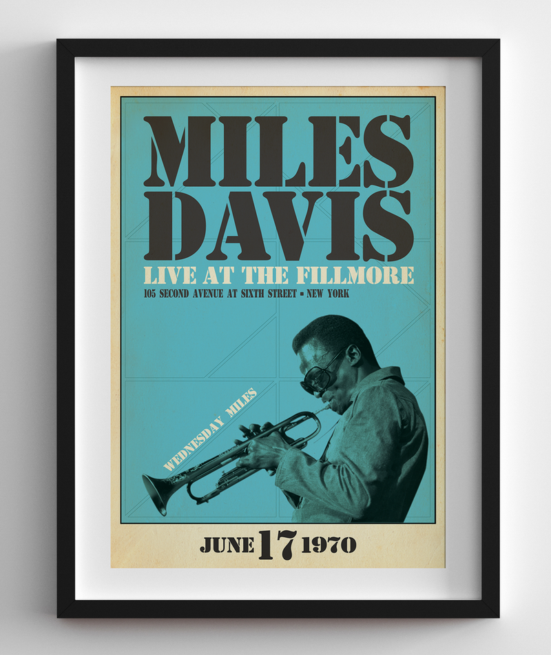 Miles Davis Live at the Fillmore: Wednesday Miles