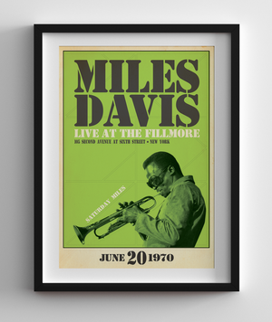 Miles Davis Live at the Fillmore: Saturday Miles
