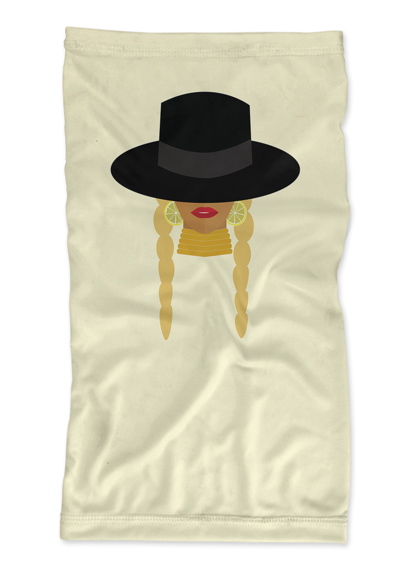 Get In Formation Icon, Gaiter Mask