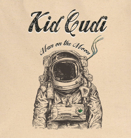 Kid Cudi Fan Canvas Tote