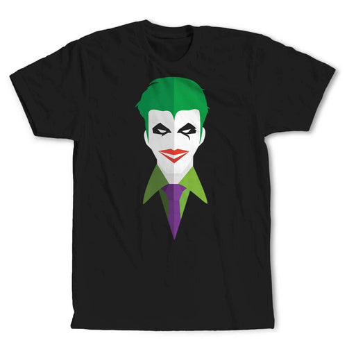 T-Shirt- Original Design Comic Icon Design Inspired by Joker