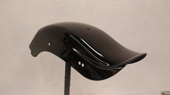 Harley Rear Fender Softail Standard Night Train FXSTC FXST FXSTB 59914-06DH 59914-062007 08 09 2010 11 12 12 14