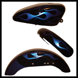 Harley Custom Paint Set for Sportster XL1200 1999 2000 2001 2002 2003