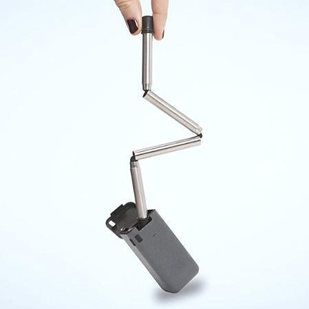 Portable Stainless Steel Retractable Straw