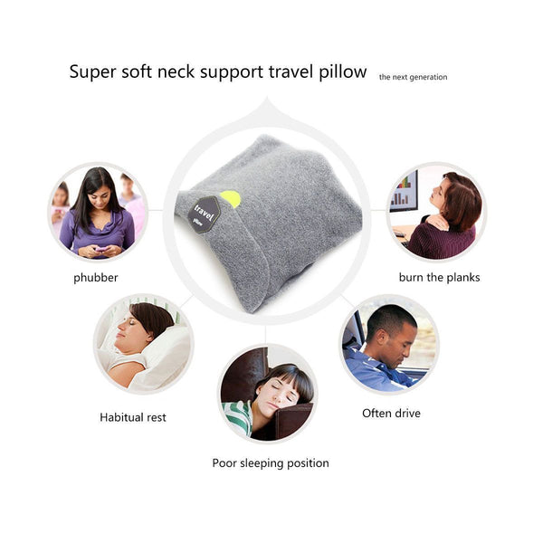 DOUBLE TRAVEL PILLOW®