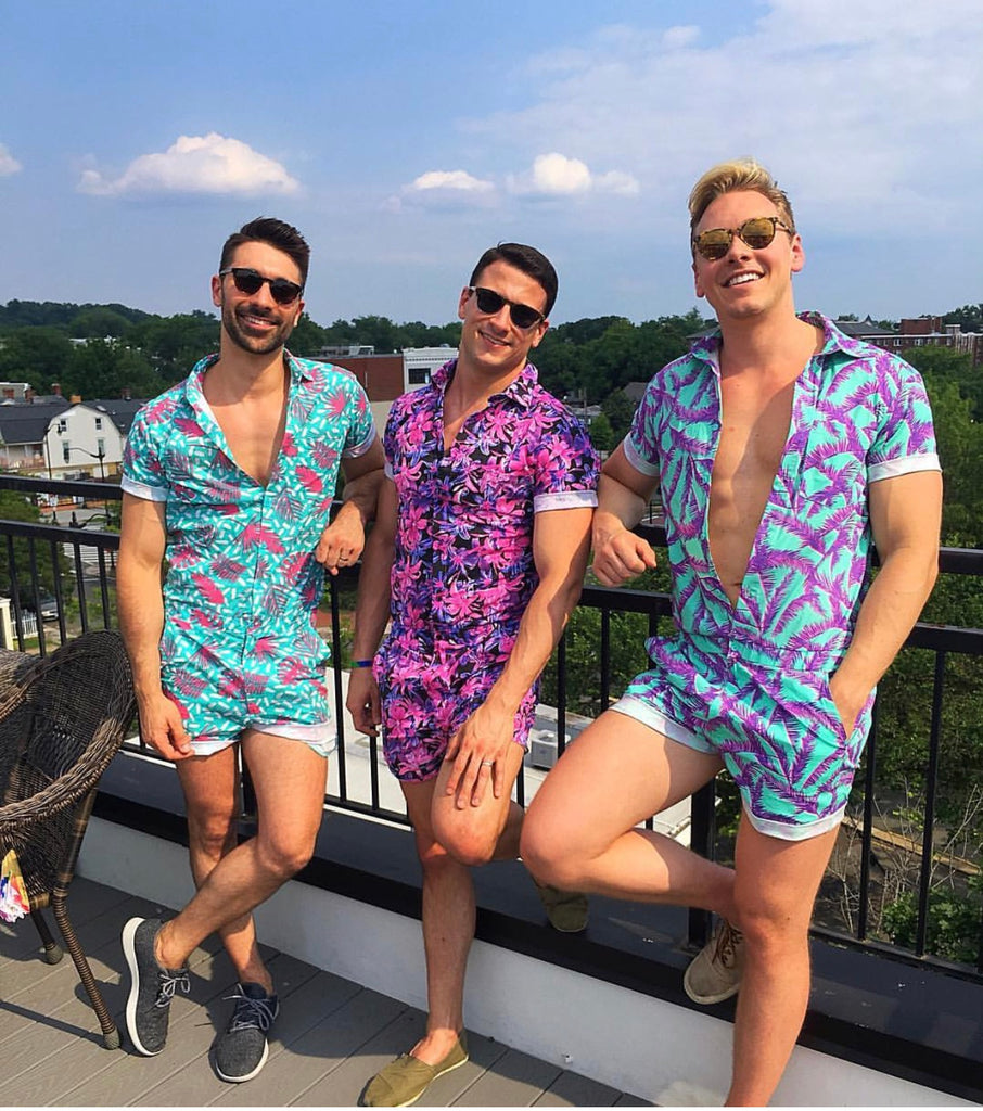 9e49ab007f2 Men s Rompers Changing American Fashion