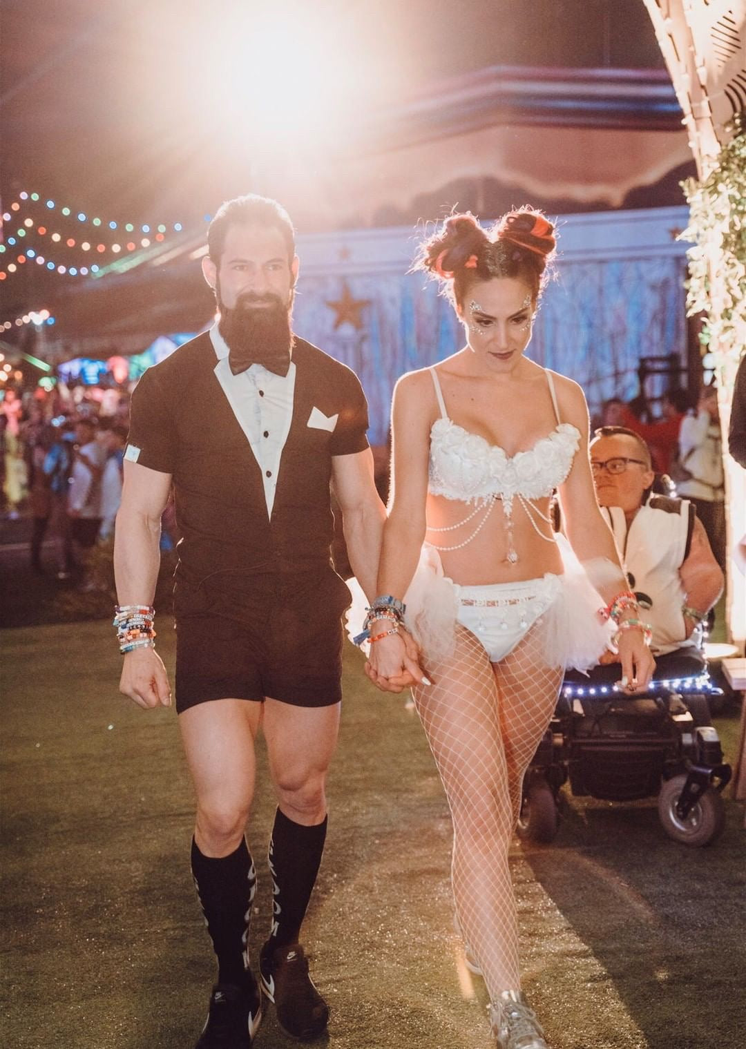 male romper wedding tuxedo
