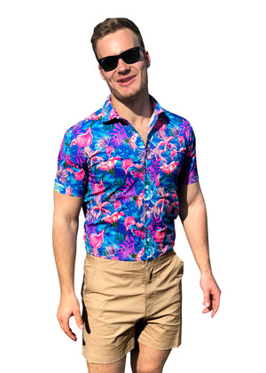 Male Romper - Dad Romper
