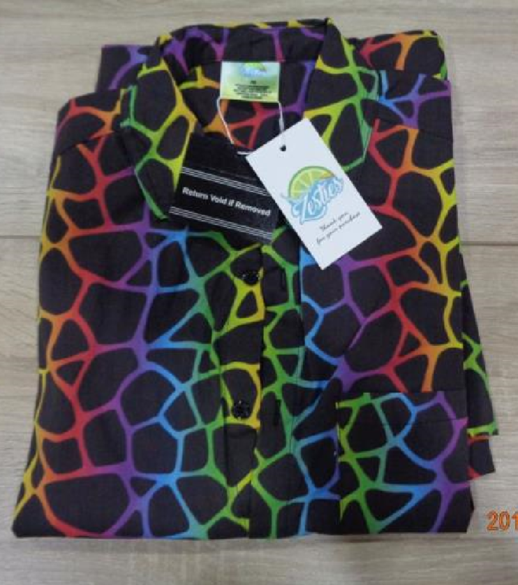 Gay Pride Male Romper - Gayraffe
