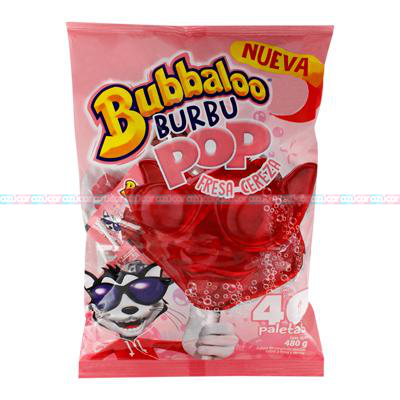 BUBBALOO BURBU POP 24/40