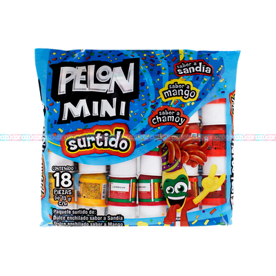 MIXTO MINI PELON 20/18 PZA