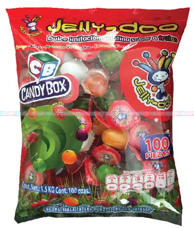 BLS JELLY DOO 8/100