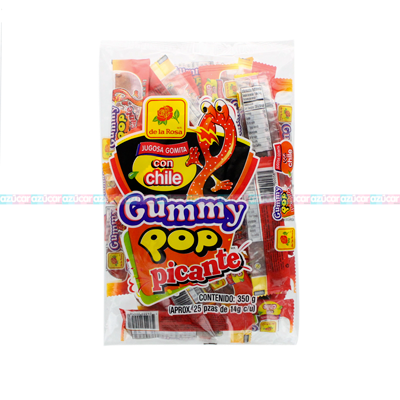 GUMMY POP C/CHILE 21/25