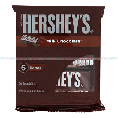 HERSHEYS BARRA CHOCOLATE 14/6_HERSHEYS