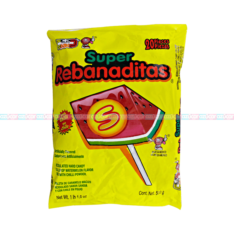 CANDY POP SUPER REBANADITA BOLSA 16/20_CANDY POP