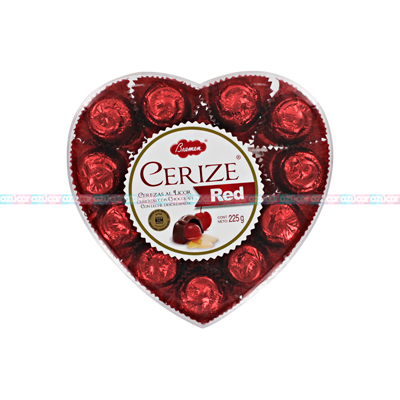 CORAZON MED CERIZE RED 10/225G