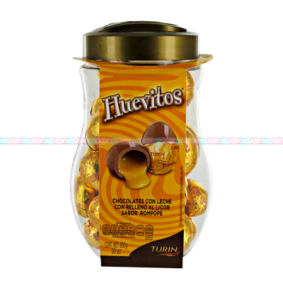 HUEVITOS THERMO 5/600 grs