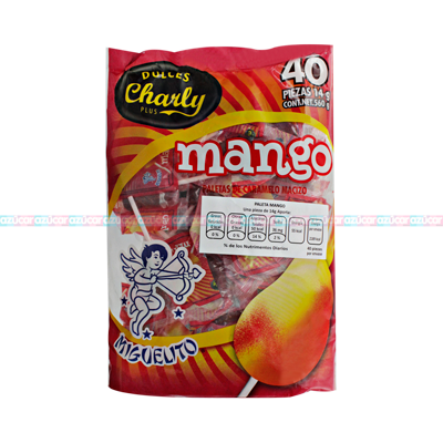 PAL CHARLY MANGO 24/40