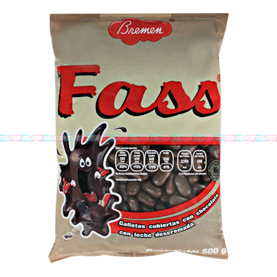 GALLETA FATS 10/500grs