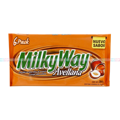 MILKY WAY AVELLANA 32/6PZ