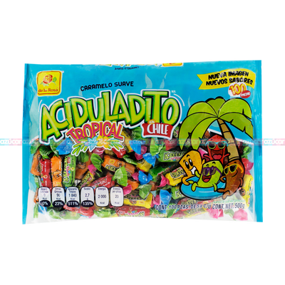 ACIDULADITO TROPICAL 20/100