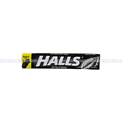 HALLS EXTRA STRONG 30/12