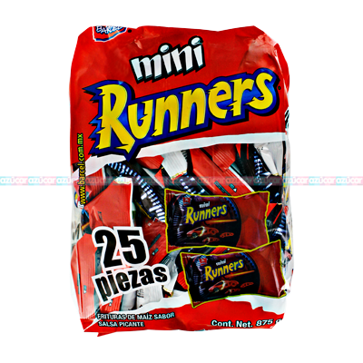 BARCEL MINI RUNNERS 3/25
