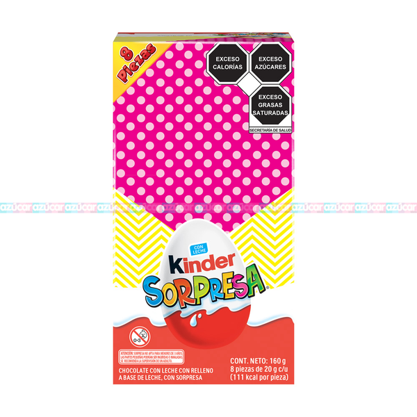 KINDER BARBIE T-8 12/8