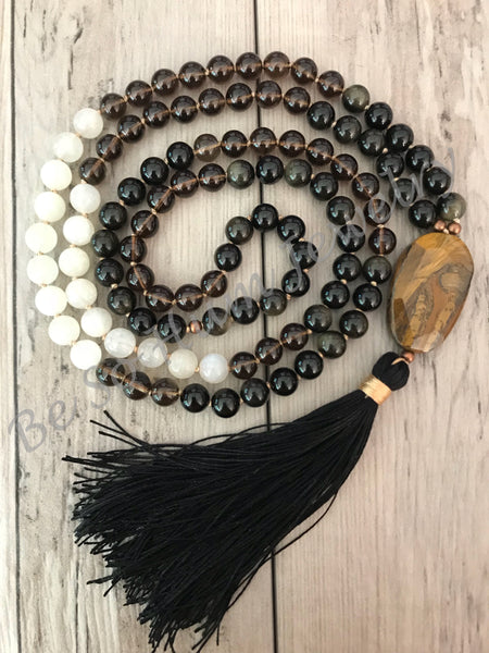 Grounding Strength Mala