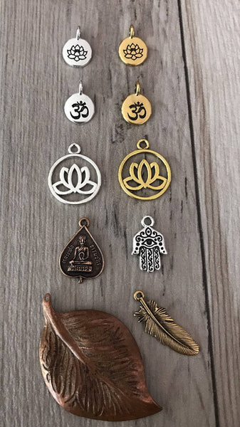 Charms for Malas and Bracelets