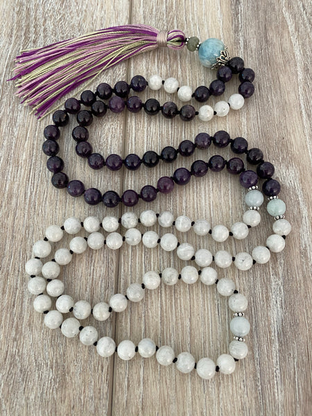 Divine Presence Mala Necklace