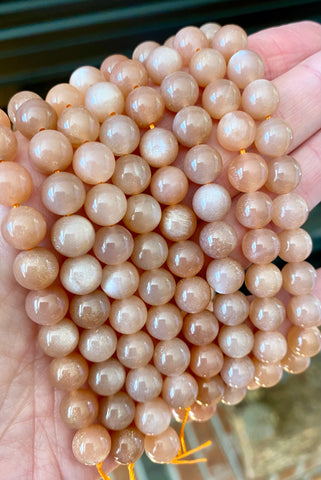 PREORDER April Full Moon Mala