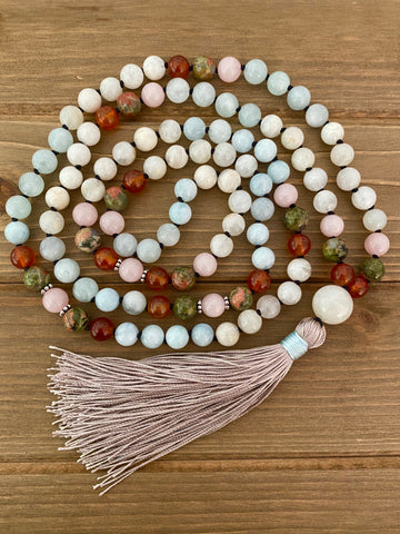 Peaceful Heart Mala